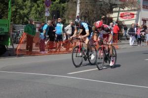 Sascha sprintet auf Rang 5 in Nürnberg